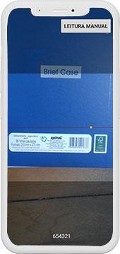 leitura de código de barras sistema de gestão de entregas