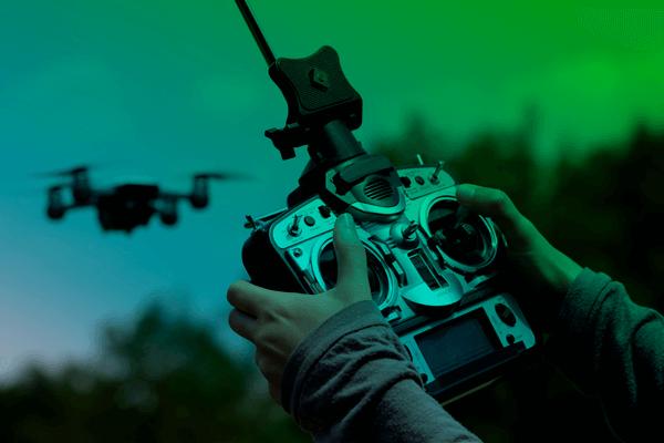 entrega com drones