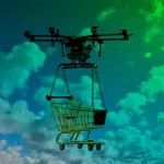 Entrega com drones é o futuro do Delivery?
