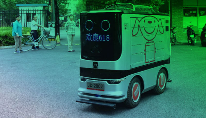 tendências em logística china gestao de entregas