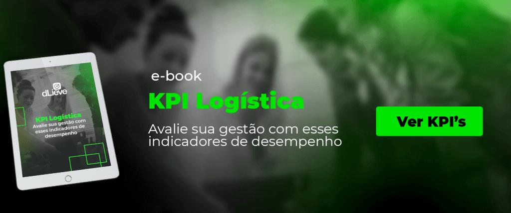 Ebook KPI na logística